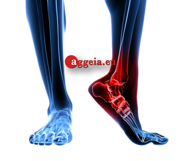 Aggeia.eu - GBOX Laser Therapy - Foot